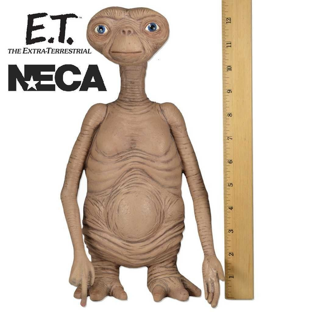 E.T the Extra-Terrestrial Stunt Puppet Replica 30cm Neca