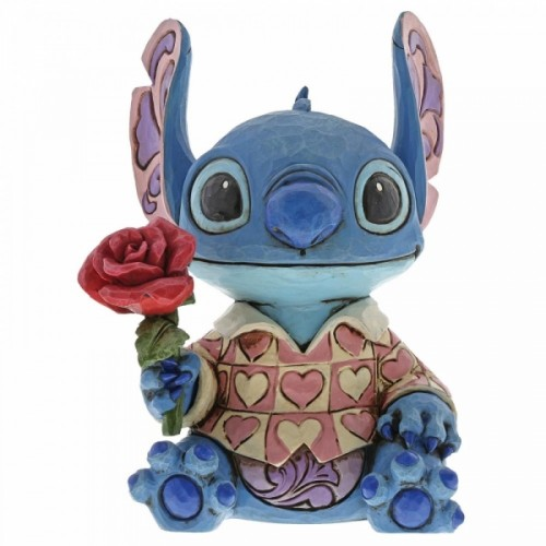 Disney Traditions Clueless Casanova (Stitch Figurine) - Official