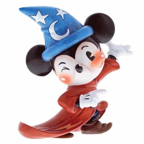 Disney Fantasia Miss Mindy Sorcerer Mickey Mouse Figurine - Official