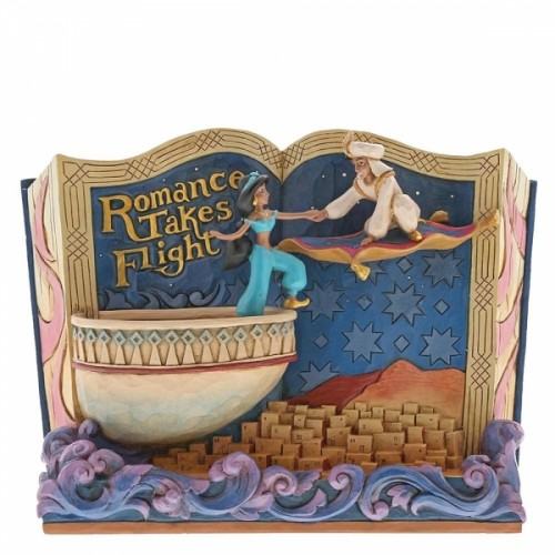 Disney Traditions Romance Takes Flight (Storybook Aladdin) - Official