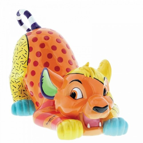 Disney Britto Lion King Simba Figurine - Official