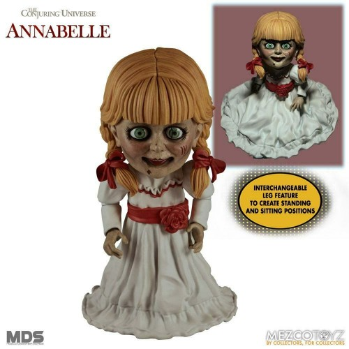 Annabelle Comes Home Annabelle MDS Figure Mezco - Official