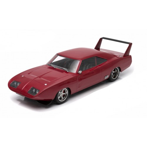 Fast & Furious 6 (2013) 1:18 Custom 1969 Dodge Charger Daytona Greenlight - Official