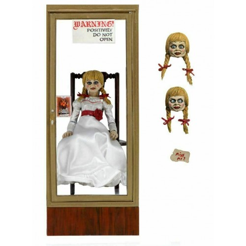 Annabelle Comes Home  Ultimate Annabelle Action Figure Neca - Official