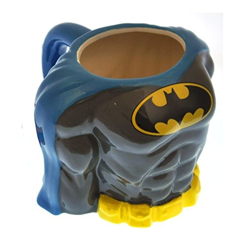 Batman Torso 3D Shaped Mug - Official