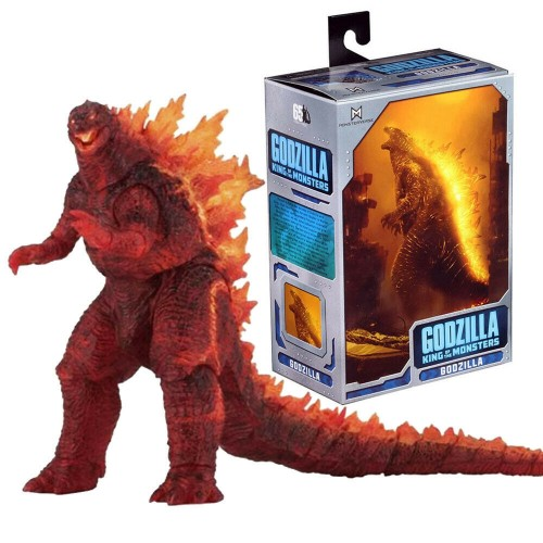 Godzilla King of the Monsters Godzilla Version 3 Head to Tail Action Figure Neca - Official