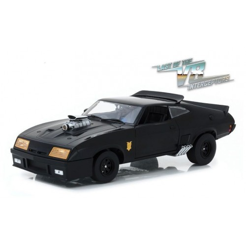 Mad Max 1:18 1973 Ford Falcon XB Last of the V8 Interceptors Greenlight - Official
