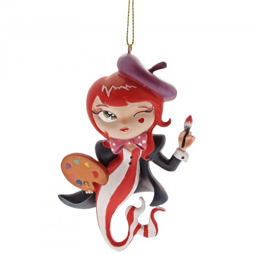 World of Miss Mindy L'Artiste Mermaid Hanging Ornament - Official