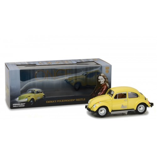 Once Upon a Time 1:18 Volkswagen Beetle Diecast car Greenlight - Official
