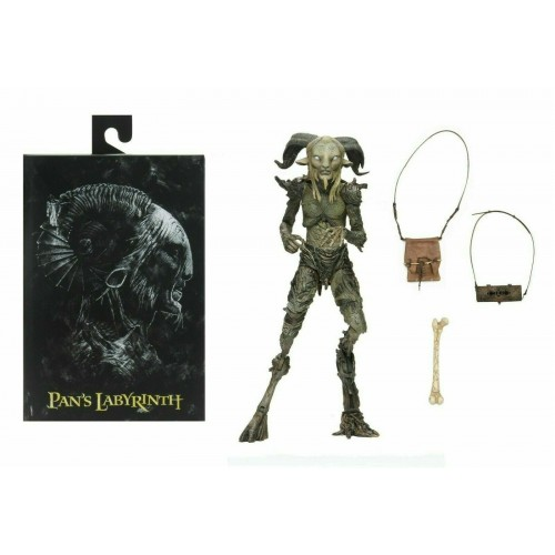Pan's Labyrinth Old Faun Action Figure Guillermo del Toro Signature Collection Neca - Official