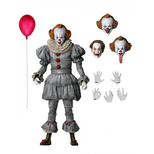 It Chapter Two Ultimate Pennywise Action Figure Neca - Official