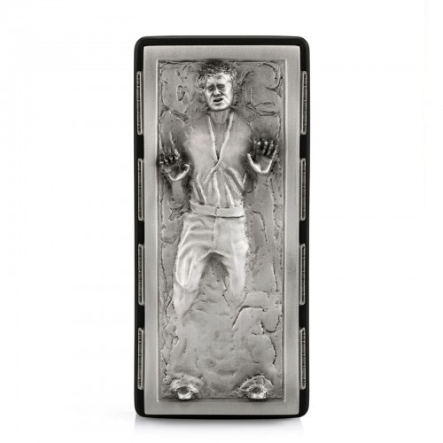 Star Wars Han Solo in Carbonite Solo Frozen Container Royal Selangor - Official