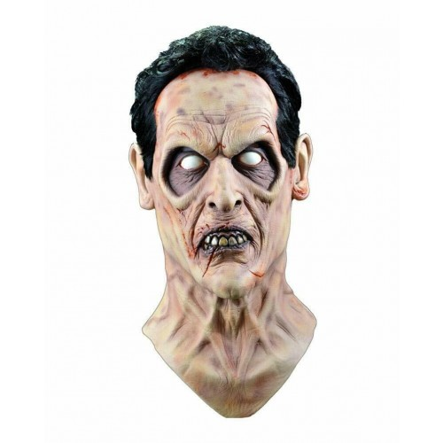 Evil Dead 2 Evil Ash Deluxe Mask Trick or Treat Studios - Official