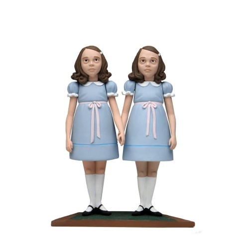 The Shining The Grady Twins Toony Terrors 2-Pack Action Figure set Neca - Official