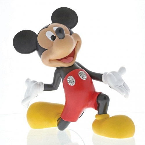 Disney Enchanting Mickey Mouse The True Original Limited Edition Figurine - Official