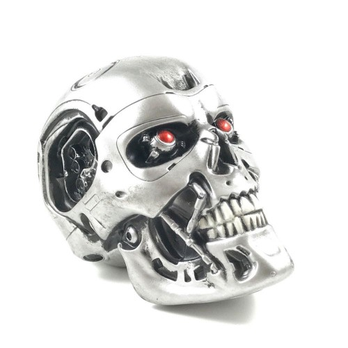 Terminator Genisys Half Scale Endoskull Replica Chronicle - Official