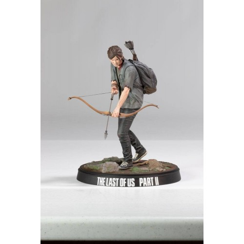 The Last of Us Part II Ellie with Bow Statue Dark Horse - Official