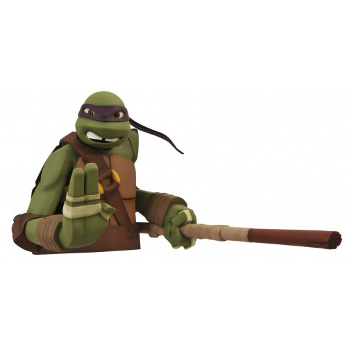Teenage Mutant Ninja Turtles Donatello Bust Bank Money Box - official