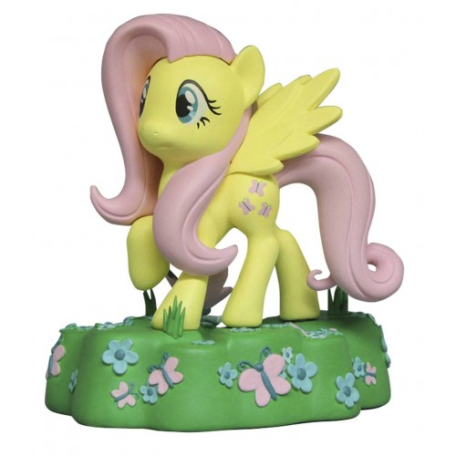 My Little Pony Fluttershy Money/Coin Box Bust Bank - Offical