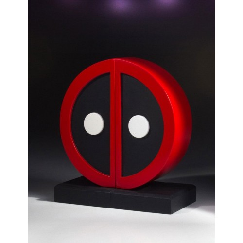 Deadpool Logo Bookends Gentle Giant - Official