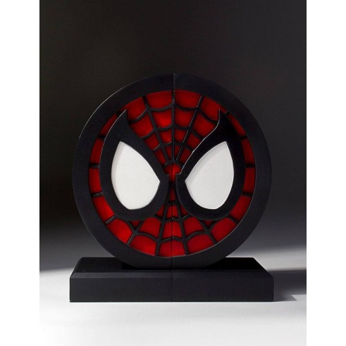 Spider-Man Logo Bookends Gentle Giant - Official