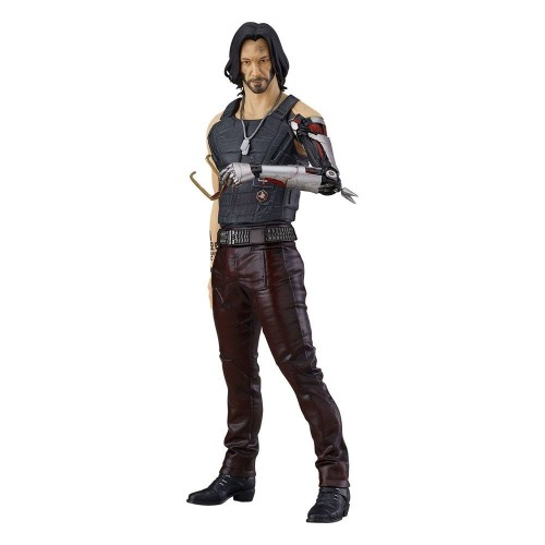 Cyberpunk 2077 Johnny Silverhand Pop Up Parade Statue Good Smile Company - Official