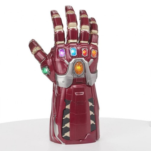 Avengers Endgame Nano Gauntlet Marvel Legends Articulated Electronic Power Gauntlet Hasbro - Official
