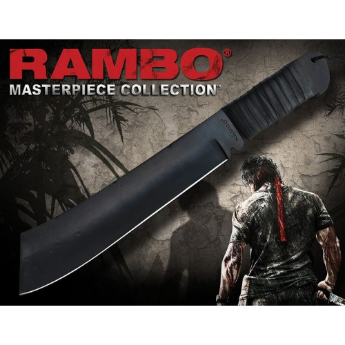 Rambo 1/1 Replica Knife Masterpiece Collection HCG - Official