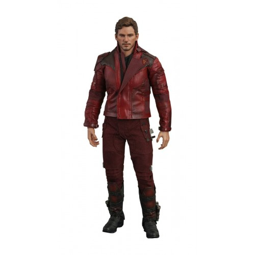 Avengers: Infinity War 1:6 Star-Lord Action Figure Hot Toys - Official