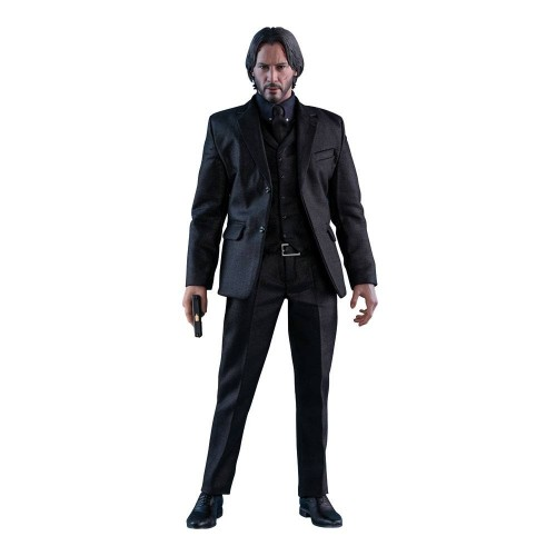 John Wick Chapter 2 1/6 John Wick Action Figure Hot Toys - Official