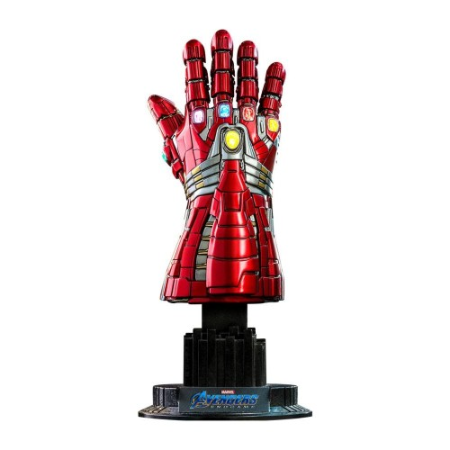 Avengers Endgame 1:4 Nano Gauntlet (Hulk Version) Hot Toys - Official