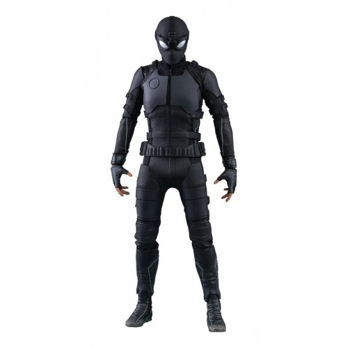 Spider-Man Far From Home 1:6 Spider-Man (Stealth Suit) Action Figure Hot Toys - Official
