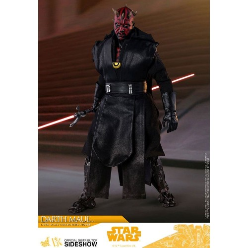 Solo A Star Wars Story 1:6 Darth Maul Action Figure Hot Toys - Official