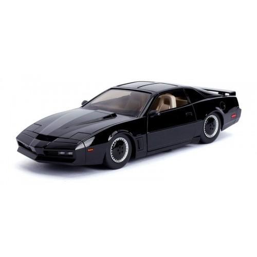 Knight Rider 1:24 K.I.T.T. 1982 Pontiac Firebird w/ Light-Up Function Jada Toys - Official