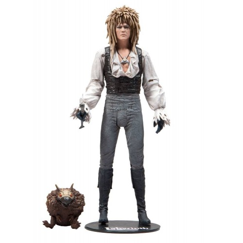 Labyrinth Dance Magic Jareth Action Figure McFalane Toys - Official