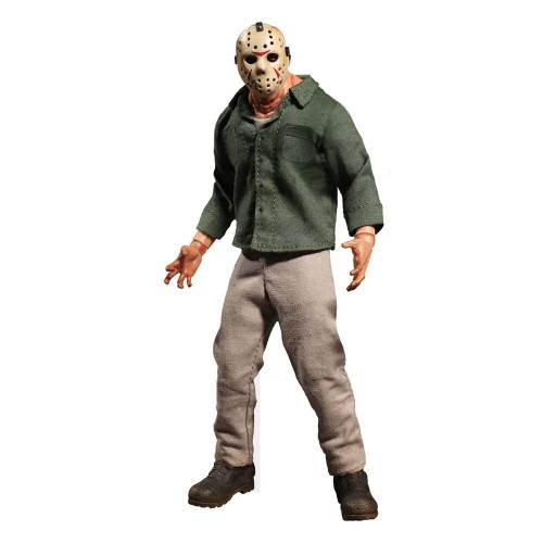 Friday the 13th Part III One:12 Jason Voorhees Action Figure Mezco -  Official