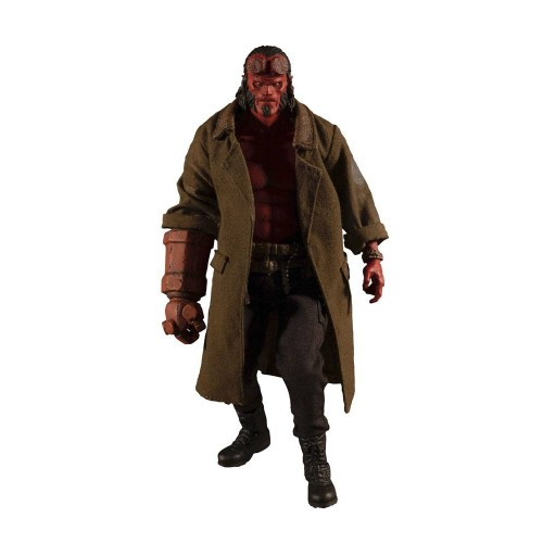 Hellboy One:12 Action Figures Mezco - Official