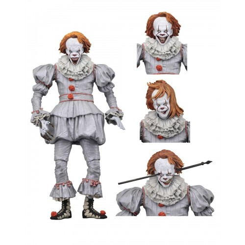 Stephen King's It 2017 Ultimate Pennywise (Well House) Action Figure Neca - Official