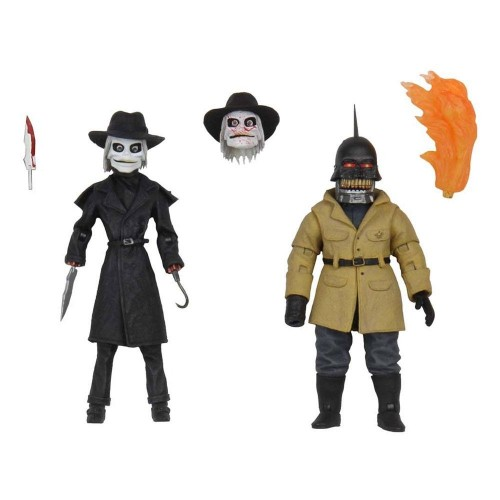 Puppet Master Ultimate Blade & Torch 2- Pack Action Figure Neca - Official