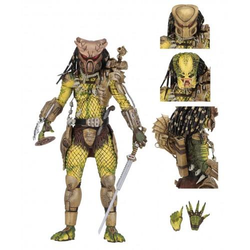 Predator Ultimate Elder Predator The Golden Angel Action Figure - Official