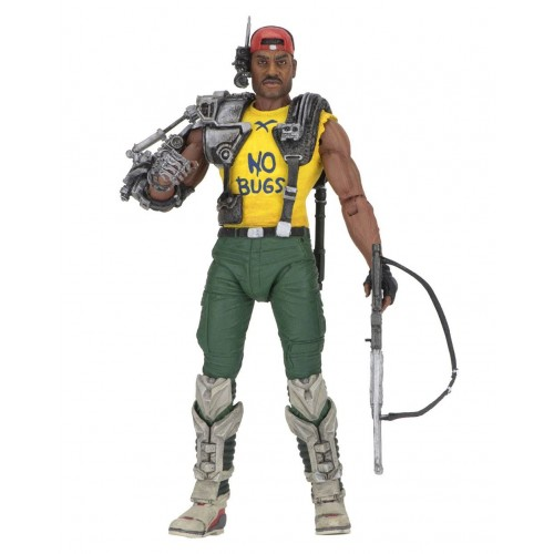 Aliens Space Marine Sgt. Apone Action Figure Series 13 Neca - Official