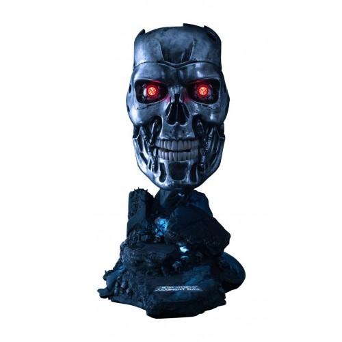 Terminator 2 1/1 T-800 Endoskeleton Replica Mask Pure Arts - Official