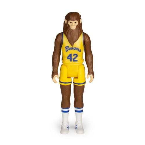 Teen Wolf Basketball ReAction Action Figure Super7 - Official