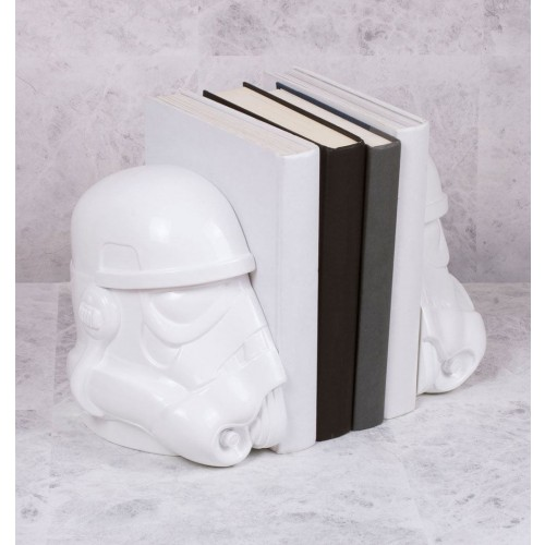 Star Wars Stormtrooper Bookend Thumbs Up - Official
