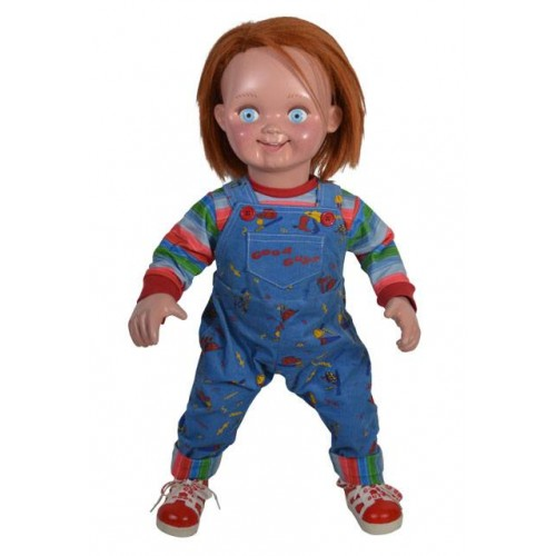 Child's Play 2 1/1 Good Guys Doll Chucky Prop Replica - Official