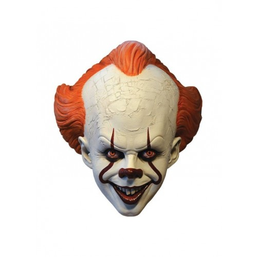 Stephen King's It 2017 Pennywise Latex Mask Prop Replica - Official