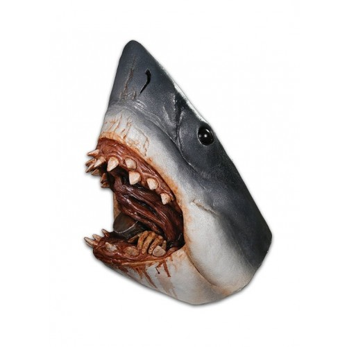 Jaws Bruce the Shark Latex Mask - Official