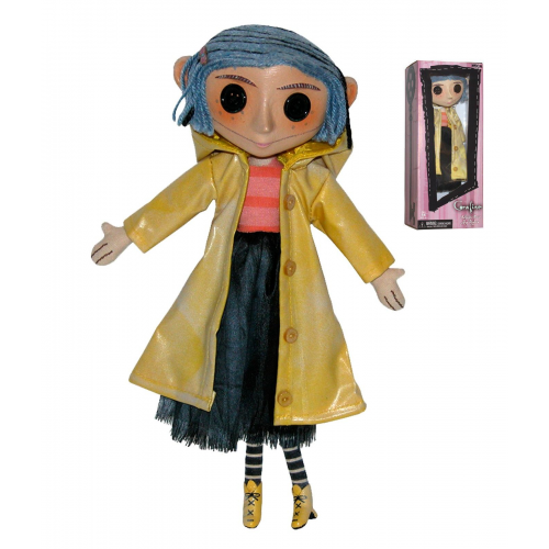 Coraline 10 Quot Doll Neca Official